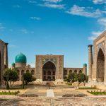 Historia de Uzbekistán
