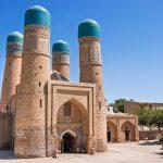Viajes a Uzbekistán y Kirguistán