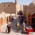 Bazares y Qué comprar en Uzbekistán